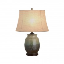 Short Shoulder Vase Lamp