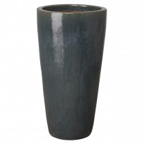 Large Round Tall Planters