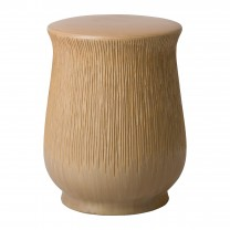 Serrated Chalice Garden Stool/Table
