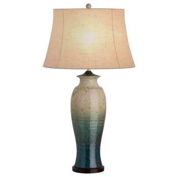 Tall Shoulder Vase Lamp