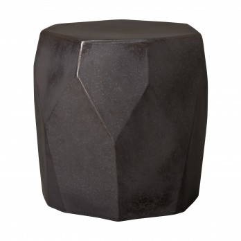 Facet Garden Stool/Table