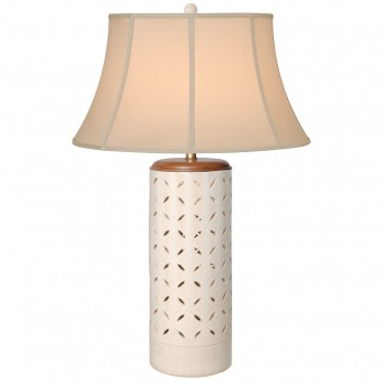 Lattice Umbrella Stand Lamp