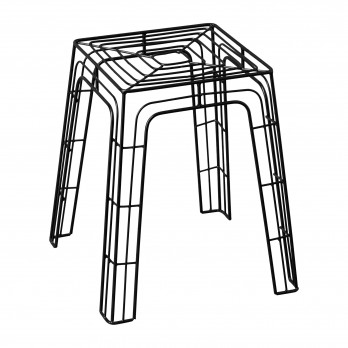 Hudson Metal Stool/Table