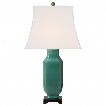 Narrow Vase Lamp