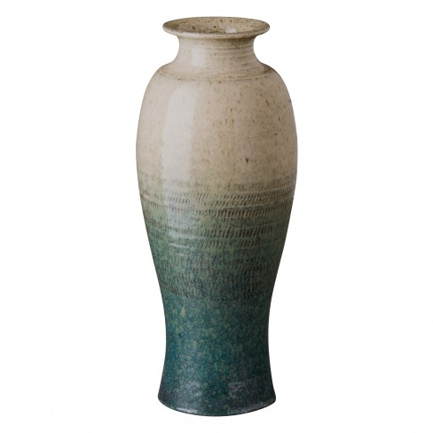 Tall Shoulder Vase