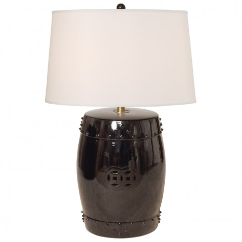 Drum Stool Lamp