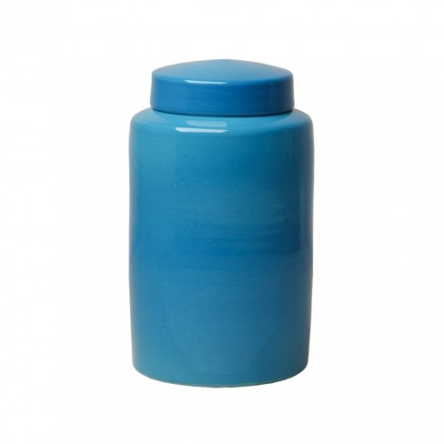 Round Tea Canister