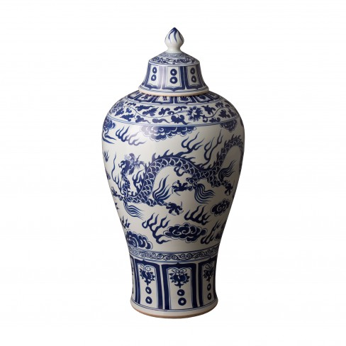 Lidded Meiping