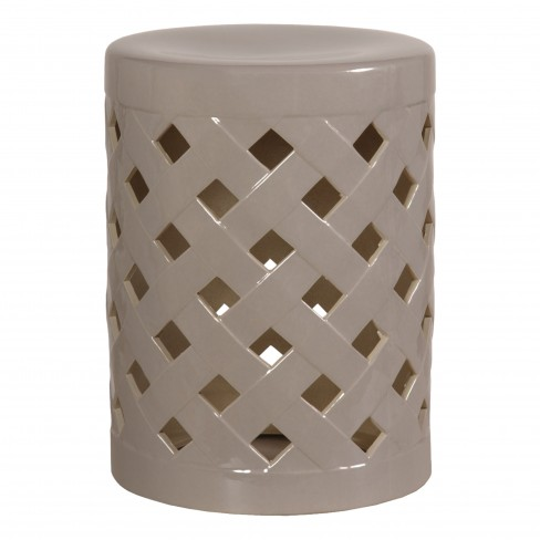 Criss Cross Stool