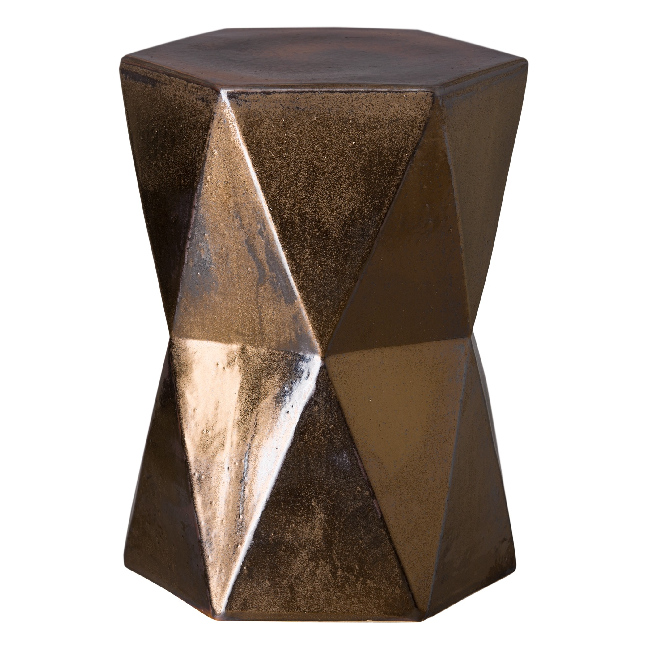 Matrix Hexagon Stool