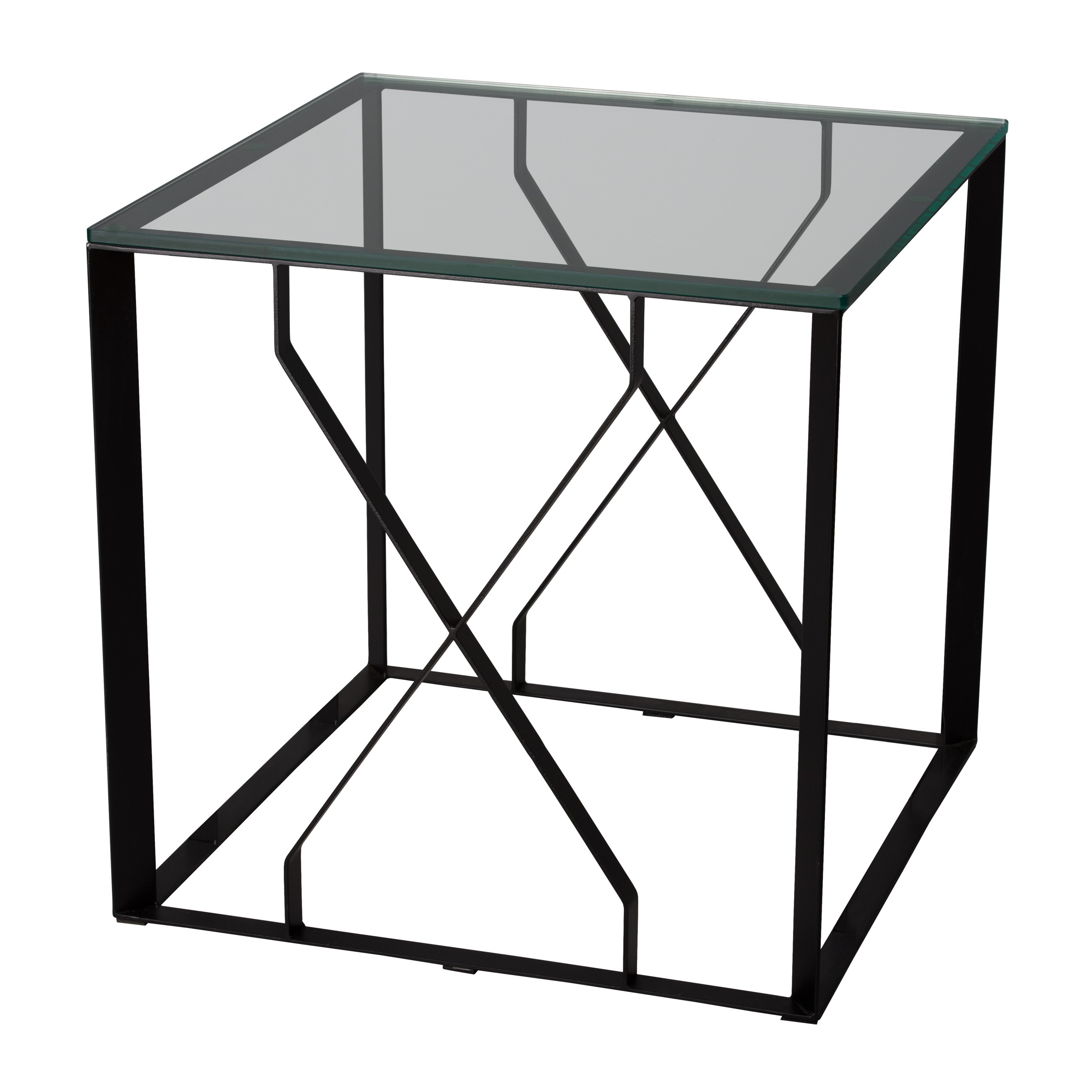 Square Wilton Side Table