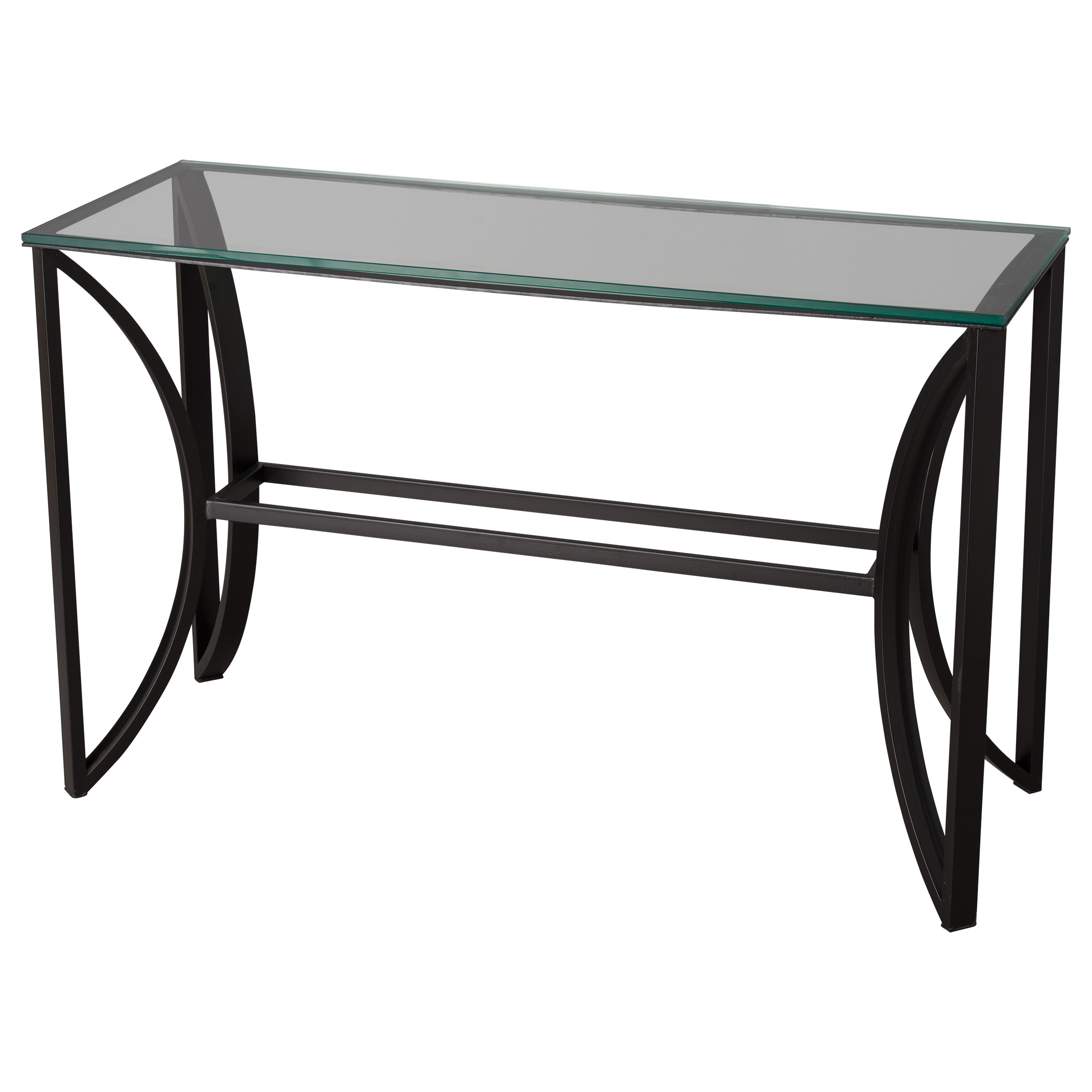 31 In Rectangle Archer Metal Sofa Table