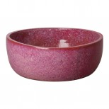 22 in. Dia Round Shallow Ceramic Planter