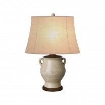 Short Twig Handle Urn Lamp