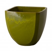 Large Bevel Planter