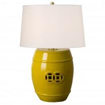Fortune Garden Stool Lamp