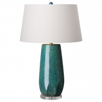 Tall Calyx Vase Lamp