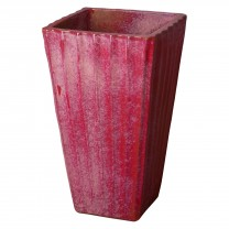 15 in. Square Ceramic Planter