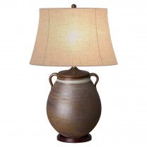Two Handle Vase Lamp