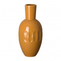18.5 in. Ellipse Tall Ceramic Vase