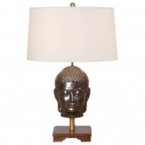 Buddha Head Lamp