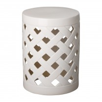 Criss Cross Garden Stool/Table