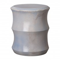 18 in. Scope Ceramic Garden Stool/Table