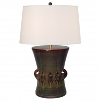 Jewel Garden Stool Lamp