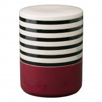 Stripe Garden Stool/Table