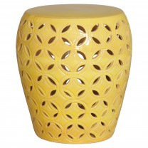 Large Lattice Garden Stool/Table