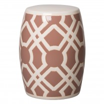 Labyrinth Garden Stool/Table
