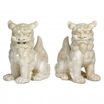 Pair of Foo Dogs