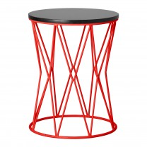 Okedo Metal Stool/Table