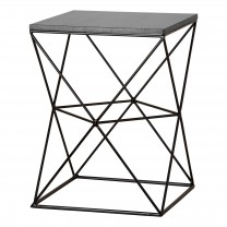 Harlequin Metal Stool/Table