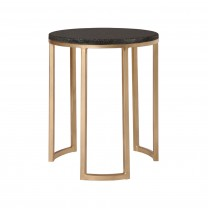 Round Metal Table