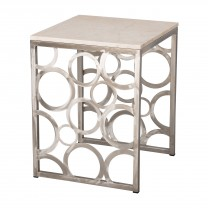 22 in. Square Ring Stool/Table