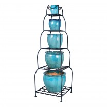 Five-Shelf Stand