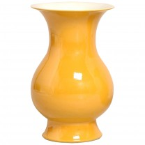 Large Porcelain Baluster Vase