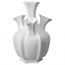 Pomegranate Four Spout Vase