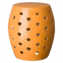 Wave Garden Stool/Table