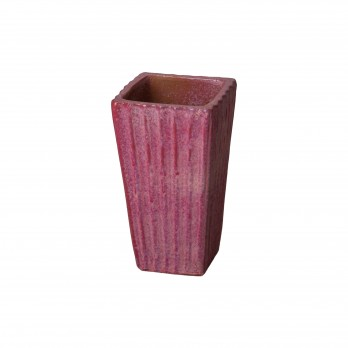 9.5 in. Square Ceramic Planter