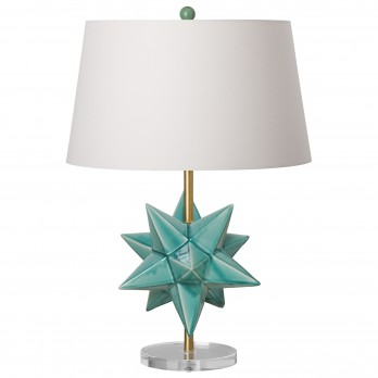 Large Astral Ornament Lamp