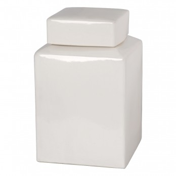 Square Ginger Jar