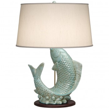Koi Upright Lamp