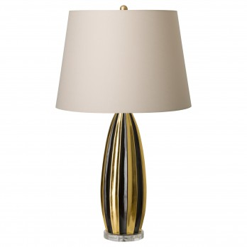 Tall Lux Vase Lamp