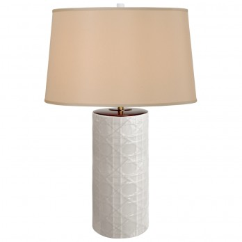 Cane Umbrella Stand Lamp