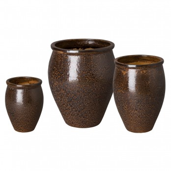 Set of 3 Lip Planters