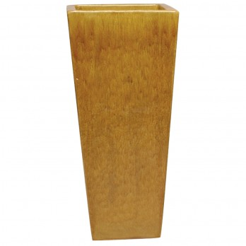 Tall Square Pot