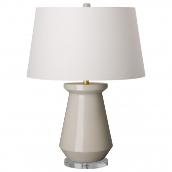 Short Vic Vase Lamp