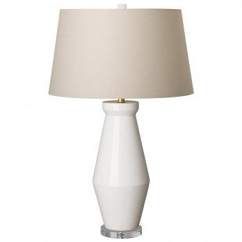 Tall Vic Vase Lamp